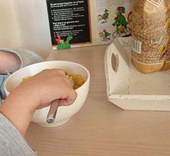 Zdrava hrana - Koja hrana mora da se nađe na dečjem jelovniku