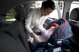 Kutak za mame - Zaštitite bebu u automobilu!