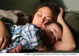 Kutak za mame - Top 10 saveta za pospane mame