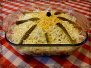 Recepti - Lagana mimoza salata