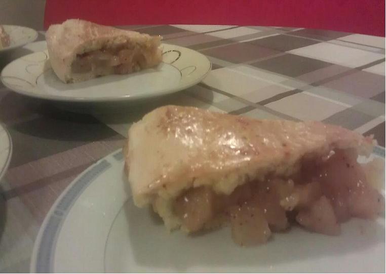 Recepti - Pita s jabukama