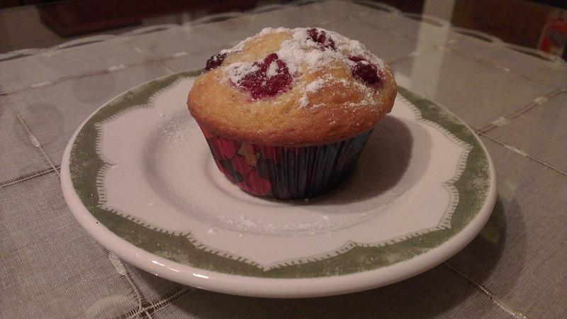 Recepti - Lagani muffini sa malinama