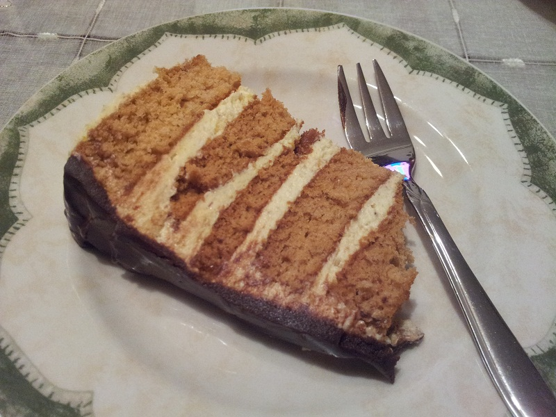 Recepti - Tocak torta