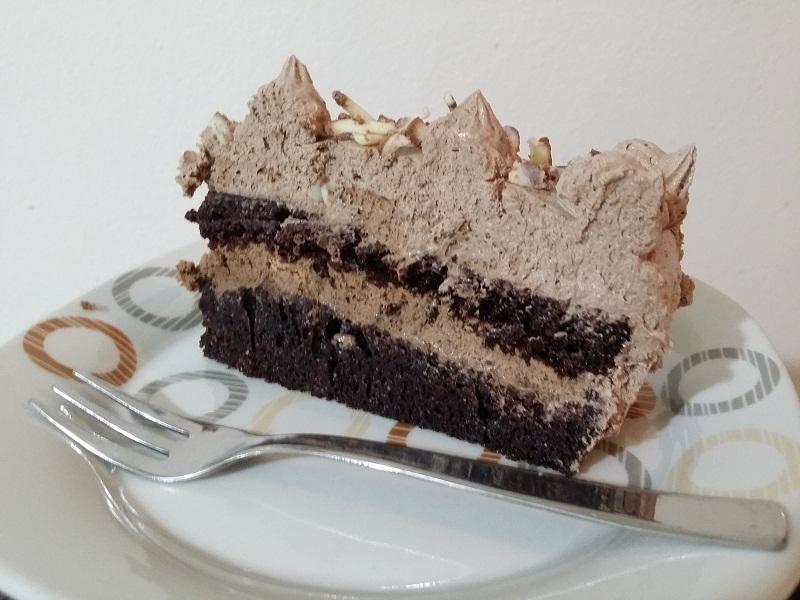 Recepti - Fina cokoladna torta