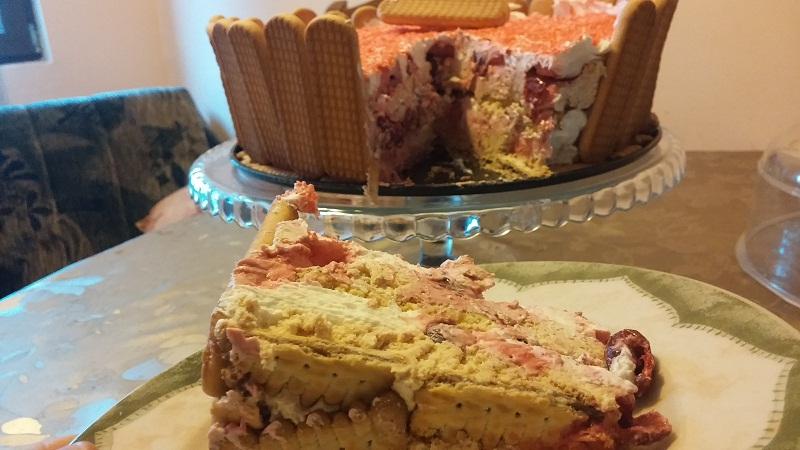 Recepti - Vocna plazma torta sa visnjama
