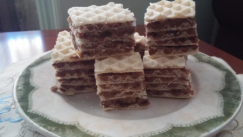 Recepti - Oblande s hurmama