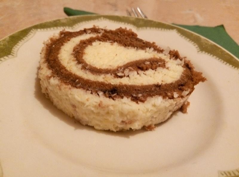 Recepti - Rolat sa kokosom