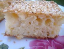 Recepti - Torta sa sirom i susamom