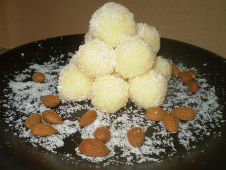 Recepti - Rafaelo kuglice