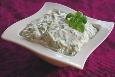 Recepti - Tzatziki salata
