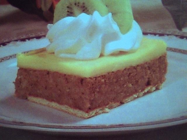 Recepti - Jesenji kolac