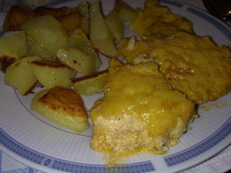 Recepti - Pilece belo meso sa senfom i pavlakom