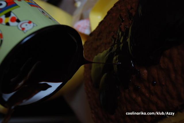 Recepti - Brza cokoladna glazura
